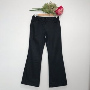 Tahari | Flare High Rise Cotton Dress Pants SZ8